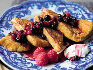 pain-perdu-champagne-redcurrant-syrup
