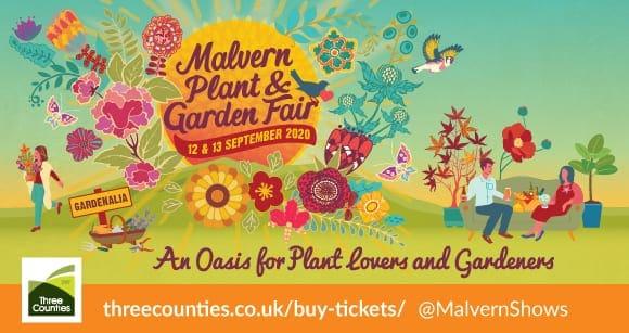 Malvern Plant and Garden Fair will go ahead on September 12 and 13 2020